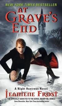 Saga cazadora de la noche: Al final de la tumba, libro 3