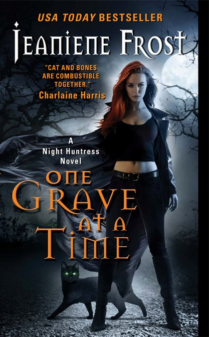 Cover Reveal: One Grave at a Time by Jeaniene Frost