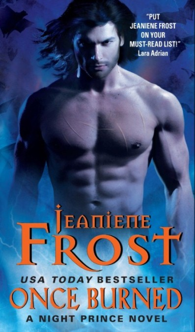 Jeaniene Frost Once Burned
