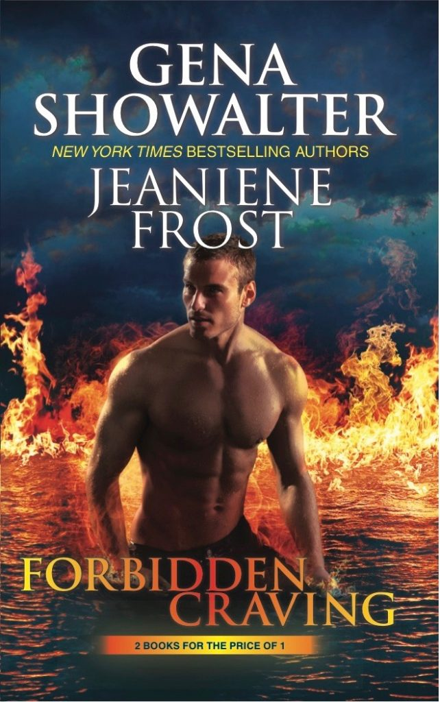 Forbidden Cravings cover